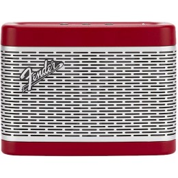 Fender Newport Bluetooth Speaker Dakota Red Портативная колонка