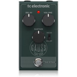 TC electronic GAUSS TAPE ECHO Педаль дилэй