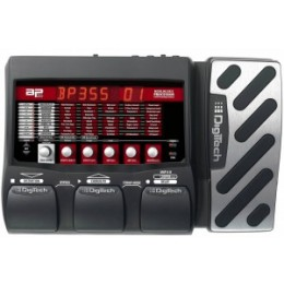 Digitech BP355 Guitar MULTI-EFFECT Processor Бассовый процессор