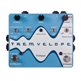 Pigtronix EMT Tremvelope Envelope Modulated Tremolo Педаль тремоло