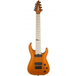 Jackson PRO DKA8M SATIN ORANGE BLAZE Электрогитара