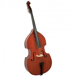 Saga Music CREMONA HB-100 Beginner Double Bass Outfit 3/4 контрабас